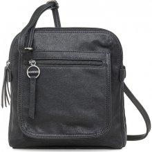 Elegantní crossbody kabelka Verena Crossover Bag Black 1193151-001 Tamaris