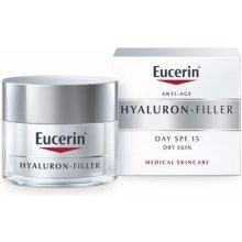 Eucerin Hyaluron - Filler Intenzívny vypĺňajúci denný krém proti vráskam pre suchú pleť 50 ml