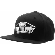 Vans Home Junior Boys Snapback Cap Black/White