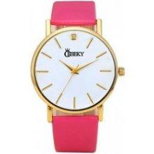 Cheeky Gold HE011 Dark Pink 0ac39c372a7