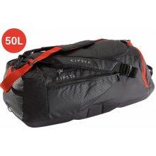 b4005e4e6eb5 Kipsta športová taška Away 50 lčierno-červená