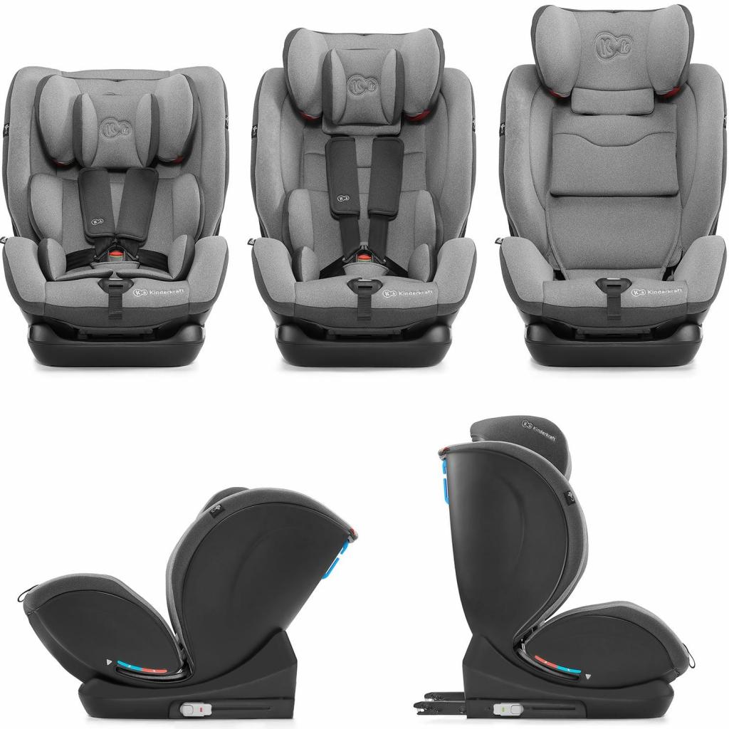Kinderkraft MyWay Isofix 2020 grey
