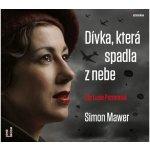 Dívka, která spadla z nebe - CDmp3 Čte Lucie Pernetová - Mawer Simon