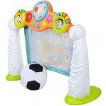 Huile Toys zvuková fotbalová branka + míč