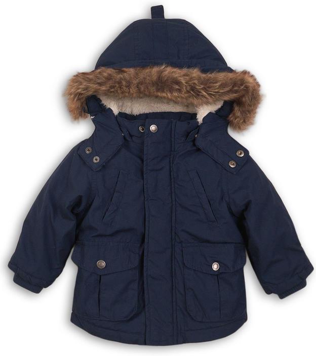 Detská bunda a kabát Minoti ARCTIC 11 Kabát chlapčenský zimní Parka ... 2a11879a055