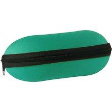 81709069f Blick-Punkt Puzdro na okuliare so zipsom - zelené