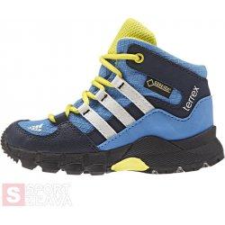 Adidas B22808 TERREX MID detská obuv GTX I alternatívy - Heureka.sk 49b841ca060