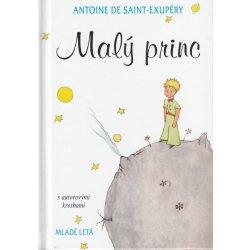 kniha Malý princ - Antoine de Saint-Exupéry