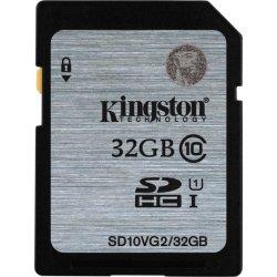 Kingston SDHC 32GB UHS-I U1 SD10VG2/32GB
