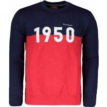 181a49f0d Pierre Cardin 1950 Sweater pánská Navy Red