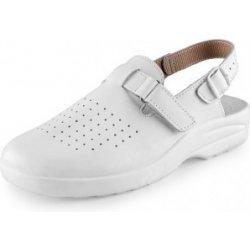 6ed599efa739 Filtrovanie ponúk Biele pracovné sandále MIKA Canis 0339-VV - Heureka.sk