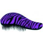 Detangler Detangling Brush Zebra Violet