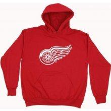 Majestic Detroit Wings Ning hoody red