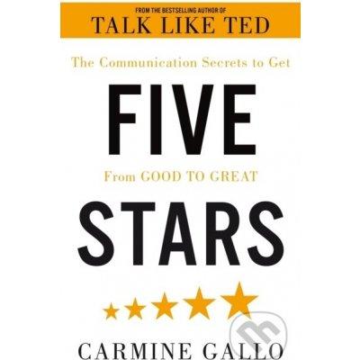 Five Stars - Carmine Gallo