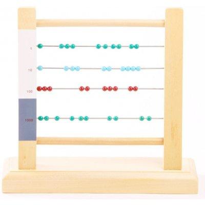 Montessori Malé počítadlo