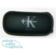 cd2300b3e Puzdro Calvin Klein - čierne veľké so zipsom