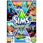 The Sims 3 Tropický ráj
