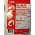 Dragon superfoods Prášek Guarana Bio Raw 100 g