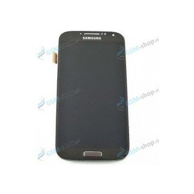 LCD Samsung Galaxy S4 LTE (i9506) komplet hnedý Originál