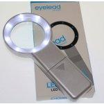 Eyelead osvětlená kruhová lupa 8x LED 5x