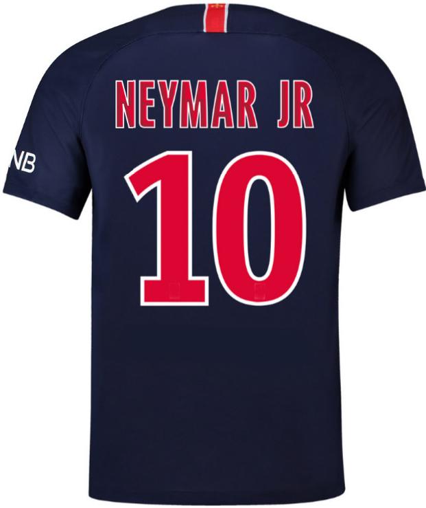 ddd9f36bb64ac Nike Paris Saint-Germain FC PSG NEYMAR JR dres pánsky 2018 2019 domáci od  56,99 € - Heureka.sk