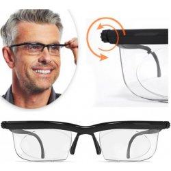204038b2e Dial Vision 1136 Nastaviteľné dioptrické okuliare alternatívy ...