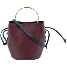 dámska kabelka Zoe X029 X029 bordová bc0c263ca31