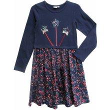 Topo Dievčenské šaty modré