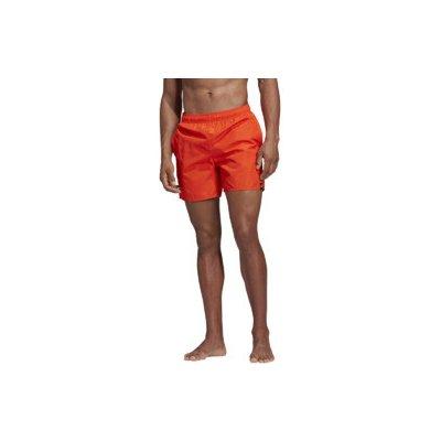 Adidas pánske plavky Performance SOLID SH SL Oranžová