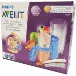 Philips Avent VIA jedálenská sada