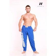 Fitness tepláky Nebbia 910 modré