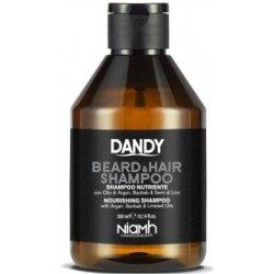 Dandy Beard   Hair Shampoo šampón na bradu a fúzy 300 ml od 8 4cec1b52f18