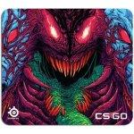 SteelSeries QcK+ CS:GO Hyper Beast Edition 63800