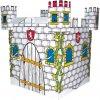 BINO Kartónový domček hrad