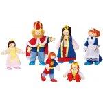 Goki Bábiky do domčeka Kráľovská rodina