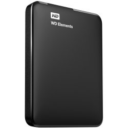 "Western digital Elements Portable 750GB, 2,5"", USB, WDBUZG7500ABK-EESN"