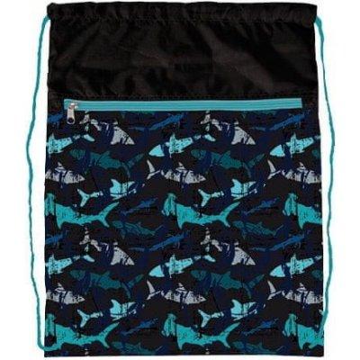 Stil vrecko na cvičky Shark