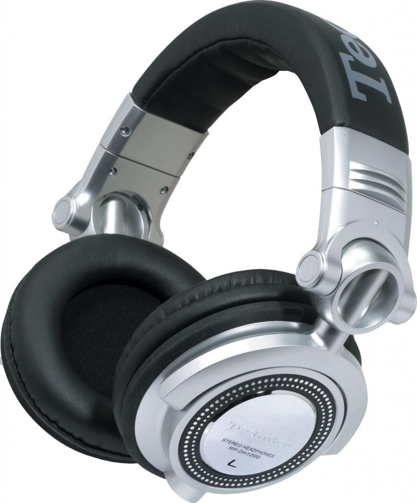 Náhlavné (veľké oblúkové) slúchadlá Panasonic Technics RP-DH1200E