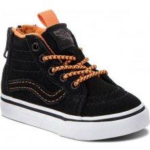 dbf296533b1dd VANS Sk8 Hi Zip VN0A32R3U4G1 Mte Outdoorová obuv Orange/Black