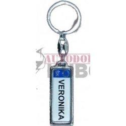 Prívesok na kľúče Veronika od 1 845a9e4d954