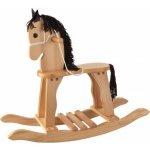 KidKraft dřevěný houpací kůň Derby přírodní