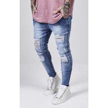 Jeans Illusive London Skinny Denim Blue
