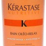 Kérastase Nutritive Bain Oleo Relax Shampoo Dry a Rebel Hair šampón pre suché, jemné a neposlušné vlasy 1000 ml
