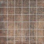Khadi red mix, mozaika 33,3x33,3 cm - DKHX50