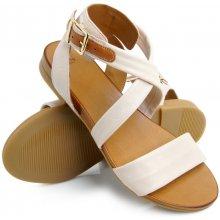 53d8737414676 Batz dámske zdravotné sandále Fresh 51 Nude