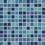 Mozaika Allegro 2,3 modrá 30x30 cm - GDM02045.1