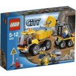 Lego City 4201 báger z nákladiakom
