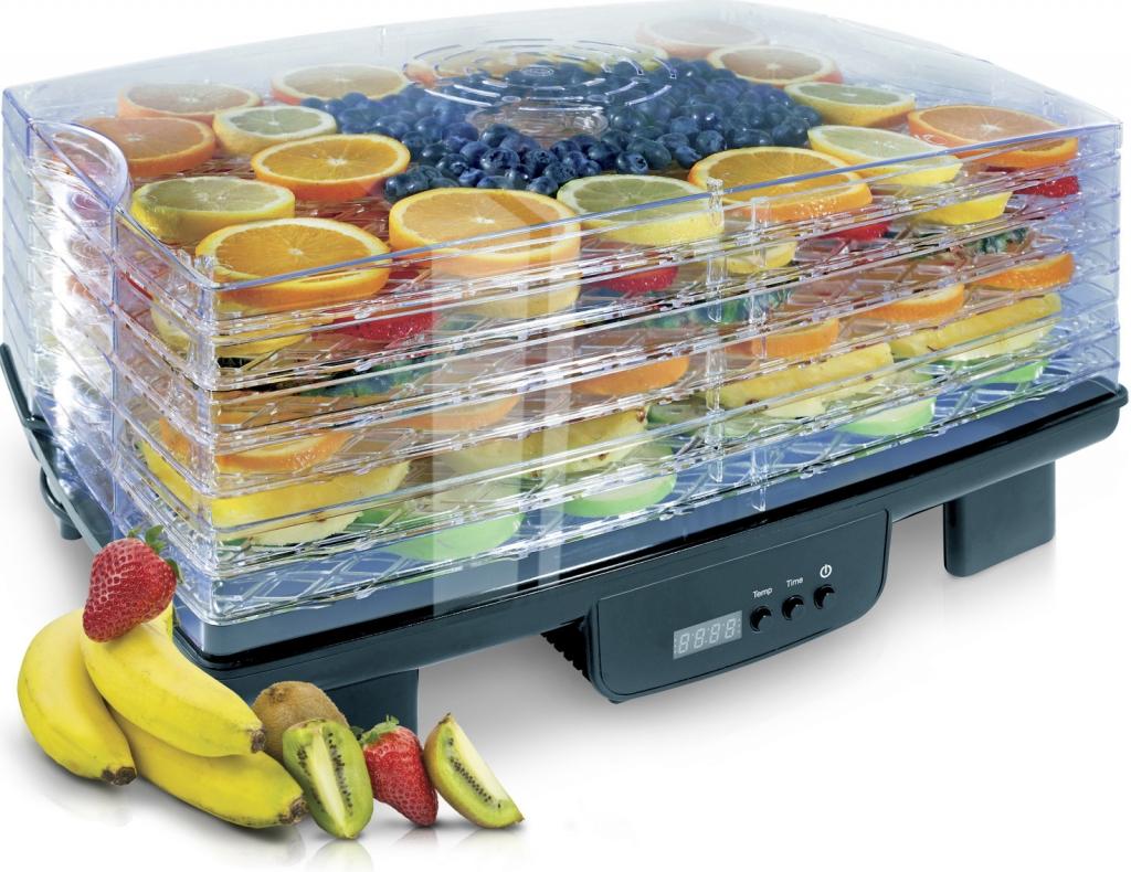9e385a579 Test a recenzie 6 najlepších sušičiek ovocia - Poradíme, ako vybrať