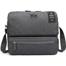 pánska taška cez rameno šedá