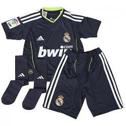 6086f7c1f6c80 Futbalová sada Real Madrid hosťovská (deti do 8 rokov) alternatívy ...